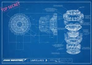 blue print creator arc reactor blueprint by savantguarde on deviantart