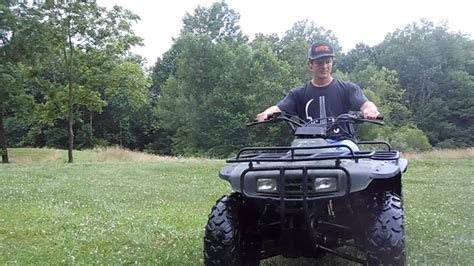 Honda 300 Fourtrax For Sale by 1995 Honda Fourtrax 300 4x4 For Sale
