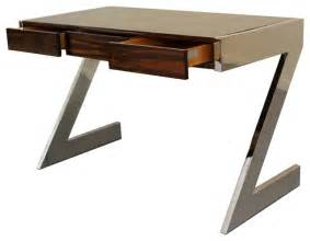 Small Modern Desk Fan Cambas Z Desk Contemporary Desks And Hutches By