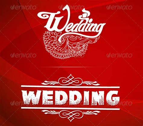 wedding logo design templates design trends