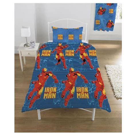 iron man bedding iron man 2 bedding childrens bedding direct