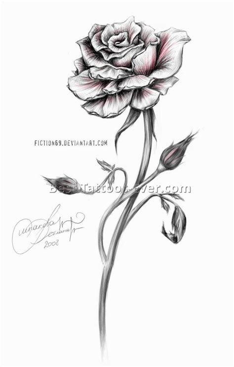 single rose tattoo 13 best tattoos ever