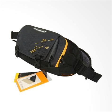 Tas Selempang Travel Pouch Kalibre Overshield 04 Original jual tas selempang pria waist bag sling bag kalibre 920121 cronos 05 ori asli harga