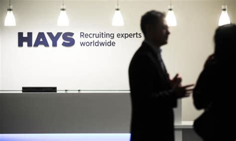 Hays Records Hays Records 163 3m Loss In Uk As Bank Recruiting Slows Business The Guardian