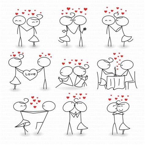 Wedding Stick Figures by Stick Figure Wedding Meeting