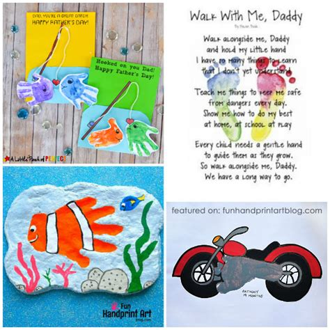 fathers day crafts for to make 14 last minute s day handprint crafts and footprint