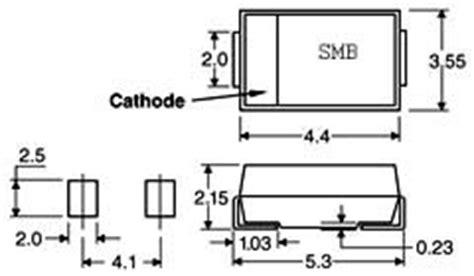 dioda schottky ego symbol diody przełączające i schottky ego smd