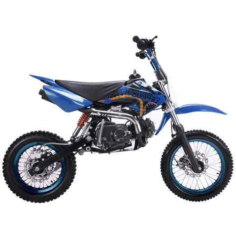 Coolster Qg 214 125cc Youth Motocross Dirt Bike