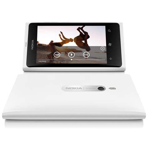 nokia lumia 800 mobile nokia lumia 800 blanc mobile smartphone nokia sur ldlc