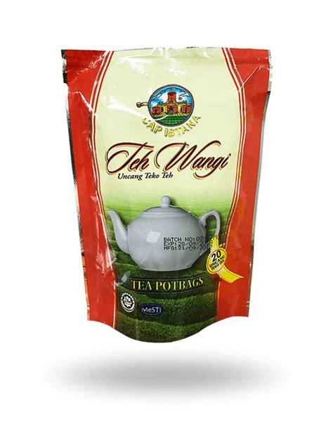 Teh Wangi bev42 teh wangi 20 tea potbags 360beveragestore