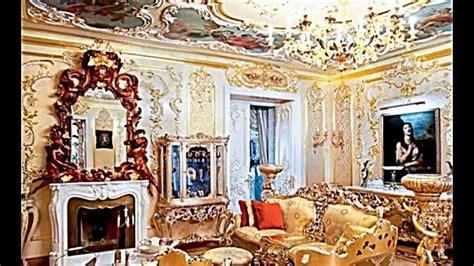 rokoko stil luxus wohnung im rokoko stil in st petersburg wohnen