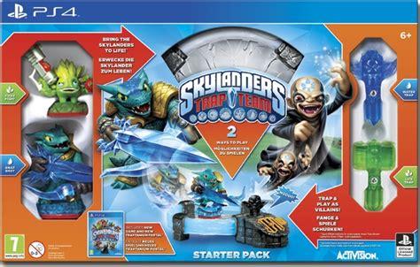 Kaos Army Playstation One skylanders trap team starter pack ps4