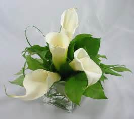 wedding centerpieces with calla lilies pittsburgh wedding reception event flowers table