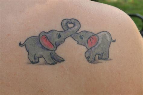 elephant heart tattoo elephants drawing www imgkid the image kid