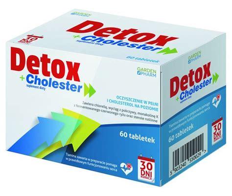 Detoxic Opinie by Detox Cholester Opinie Cena Zamienniki Ulotka I Działanie