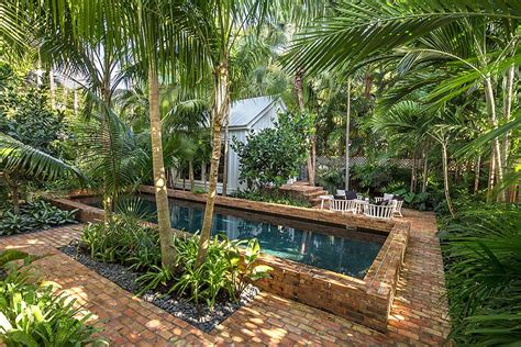 Backyard Plans by 25 Spectacular Tropical Pool Landscaping Ideas