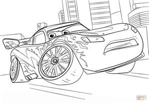 Lightning Mcqueen Cars 3 Coloring Free Printable Coloring Pages