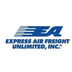 express air freight unlimited couriers delivery