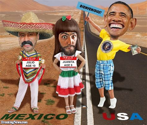 illegal kids pics america cedes 40 miles of sovereignty to mexico texags