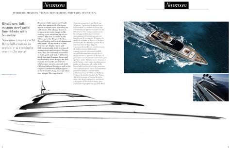 yacht design magazine italy a peek inside the second issue of top yacht design top