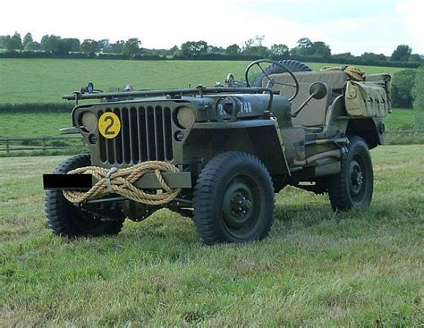 Jeep Willys 1944 1944 Jeep Willys For Sale Lisbon Portugal