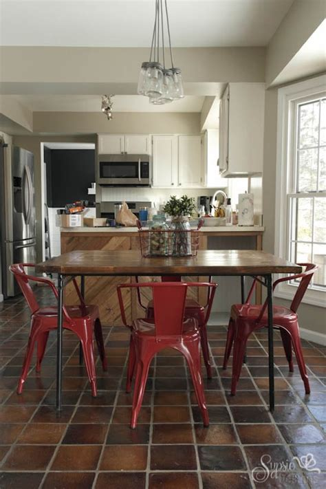 ikea farmhouse table hack ikea industrial meets farmhouse table hack sypsie designs