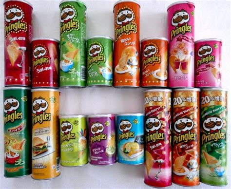 40 flavors of fondue it s new year s so let s get dipping books 40 different flavors of pringles available in japan and