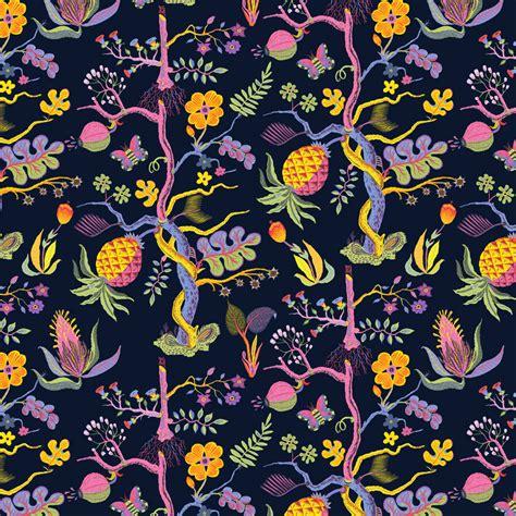 pattern illustration tumblr i llew mejia illustration surface design