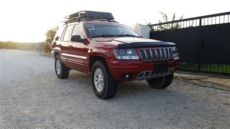 wj roof basket build jeep forum