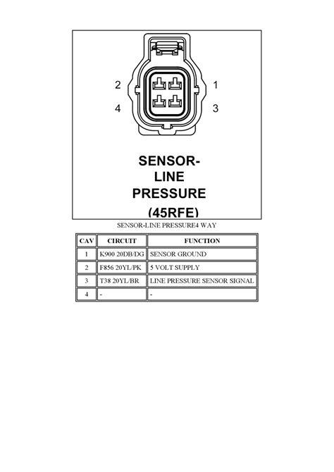   Repair Guides   Connector Pin-charts (2007)   Sensor