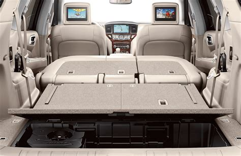 Jeep Grand Seating Capacity 2015 Nissan Pathfinder Vs 2015 Honda Pilot