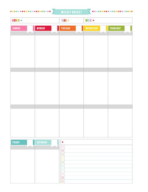 2014 weekly notes 2pg calendar euro week starts unplan planner pages
