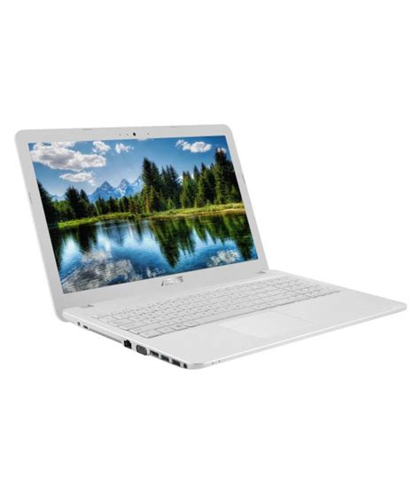 Asus X Series 15 6 Laptop Best Buy asus x series x540la xx440d notebook i3 5th generation 4 gb 39 62cm 15 6 dos white buy