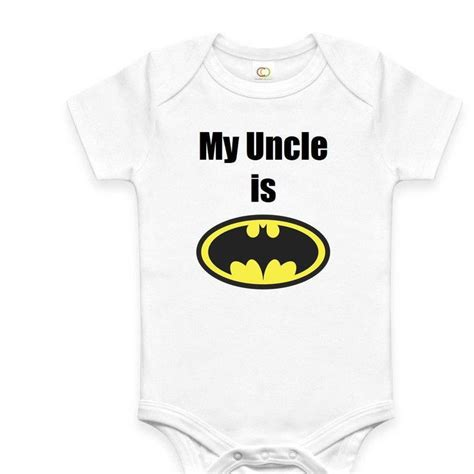 Kaos Batman 8 Boy Clothing my is batman onesie http www babies clothes info