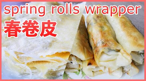 new year rolls recipe how to make rolls wrapper new year