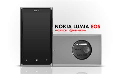Nokia Lumia Eos nokia lumia eos new render emerges gadget insiders