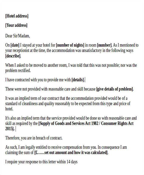 Sle Response To Complaint Letter On Customer Service customer complaint letter exle sle complaint letter formal complaint letter sle lost customer
