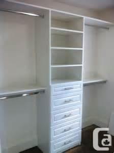 custom closet organizers gta for sale in toronto