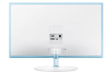 Monitor Led Samsung 27 Inch samsung simple led 27 inch monitor white with blue toc finish