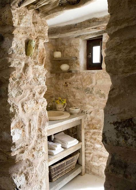 stone bathroom design ideas 35 amazing raw stone bathroom design ideas digsdigs