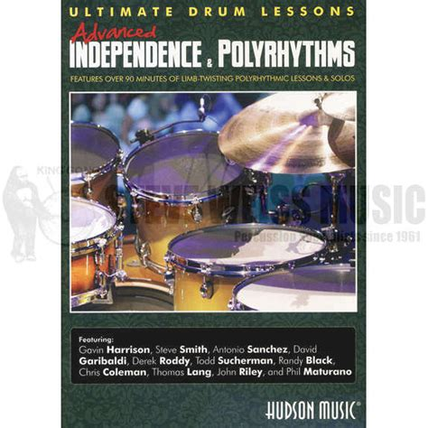 drum tutorial advanced ultimate drum lessons advanced independence and