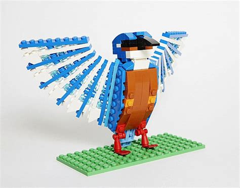 Legobrick Ang Bird The 1 lego lover poulsom s birds fly the shelves and lead him to marriage daily mail