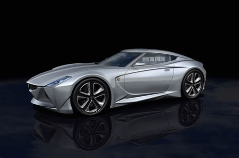 new nissan concept new nissan z car code named z35 in pipeline motor trend