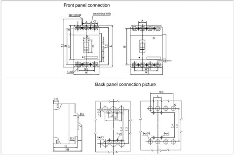 abb power circuit breaker wiring diagram wiring diagram