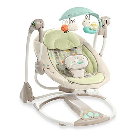 ingenuity baby seat with tray buy ingenuity convertme swing 2 seat seneca from bed