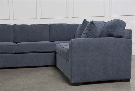 Living Spaces Sectional by Cypress 3 Sectional Living Spaces
