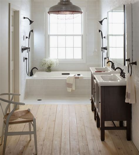 farmhouse style bathrooms 10 best farmhouse decorating ideas for sweet home