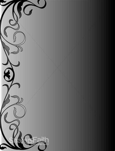Home And Landscape Design Software Reviews by Black And Gray Swirly Background Religious Borders