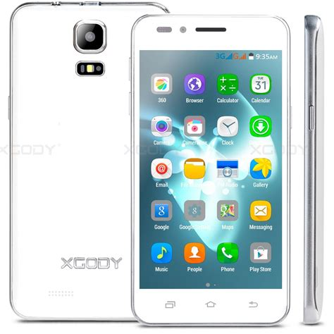 3g Smart Phone Black Intl xgody gsm unlocked mobile android5 1 4core cell phone