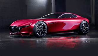 mazda rx 9 previewed with rx vision rotary concept at